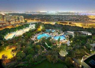 Hotel Grand Hyatt Dubai Luftaufnahme