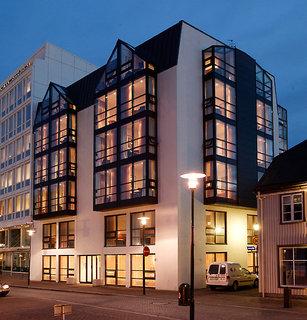 Hotel Center Hotel Plaza Außenaufnahme