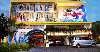 Hotel Bliss Surfer Hotel Außenaufnahme