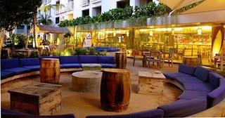 Hotel Bliss Surfer Hotel Terasse