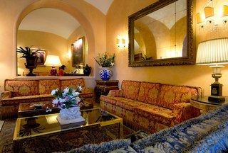Hotel Marcella Royal Lounge/Empfang
