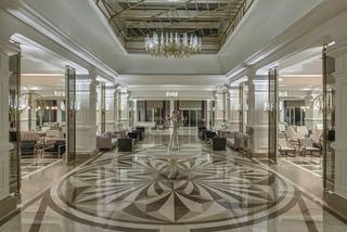 Hotel Delphin Diva Lounge/Empfang