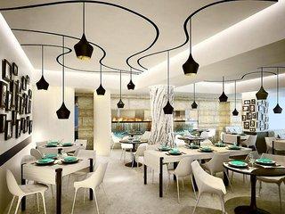 Hotel Aqua Blu Boutique Hotel & Spa - Erwachsenenhotel Restaurant