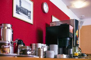 Hotel Seifert Frühstücksraum