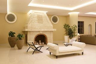 Hotel Lindos Village Resort & Spa - Erwachsenenhotel Lounge/Empfang