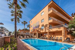 Hotel tent Capi Playa Außenaufnahme