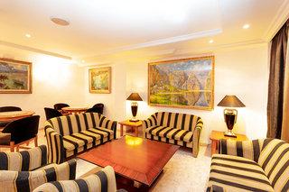 Hotel tent Capi Playa Lounge/Empfang