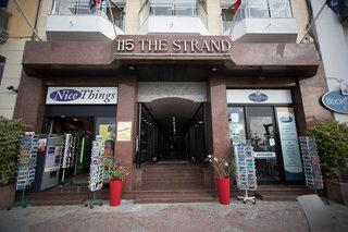 Hotel 115 The Strand Hotel & Suites Außenaufnahme