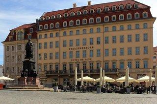 Hotel Steigenberger de Saxe Außenaufnahme