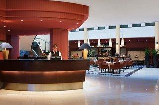 Hotel Steigenberger de Saxe Lounge/Empfang