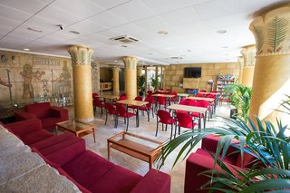 Hotel Cleopatra Hotel & Spa Lounge/Empfang