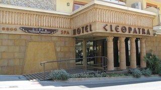 Hotel Cleopatra Hotel & Spa Außenaufnahme