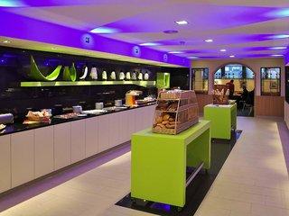 Hotel ibis Mariahilf Wien Frühstücksraum