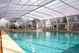 Hotel Rocha Brava Village Resort Hallenbad