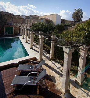 Hotel Algaida Suite By Eurotels Terasse