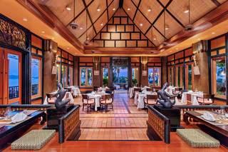 Hotel Novotel Phuket Resort Restaurant
