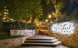 Hotel Kristal Goldstrand Garten