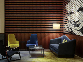 Hotel Sofitel Berlin Kurfürstendamm Lounge/Empfang