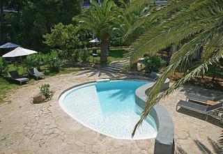 Hotel azuLine Hotel Bergantin Garten