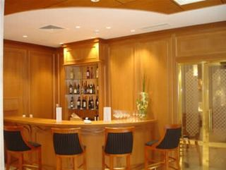 Hotel Eurostars Casa de la Lirica Bar