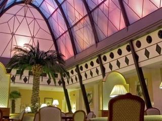 Hotel Eurostars Casa de la Lirica Lounge/Empfang