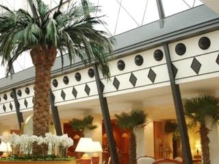 Hotel Eurostars Casa de la Lirica Terasse