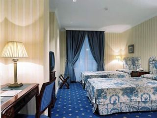 Hotel Eurostars Casa de la Lirica Wohnbeispiel
