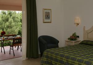 Hotel Pausania Inn Wohnbeispiel