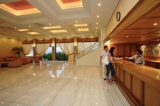 Hotel King Minos Palace Lounge/Empfang