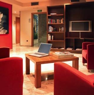 Hotel Aranea Barcelona Lounge/Empfang