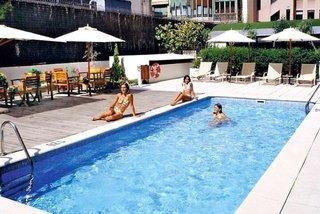 Hotel Catalonia Plaza Catalunya Pool
