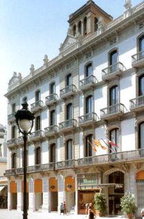 Hotel Catalonia Portal de l´Angel Außenaufnahme