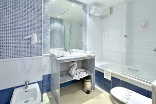 Hotel Benalmadena Palace Hotel & Spa Badezimmer