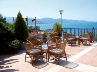 Hotel KAIRABA Blue Dreams Resort & Spa Terasse