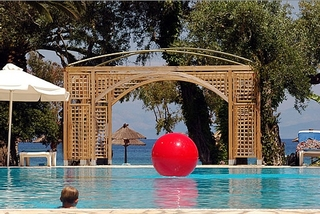 Hotel Delfinia Hotels Corfu Pool
