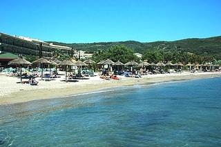 Hotel Delfinia Hotels Corfu Strand