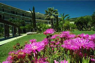 Hotel Delfinia Hotels Corfu Garten