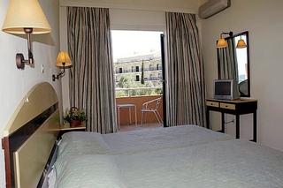 Hotel Delfinia Hotels Corfu Wohnbeispiel