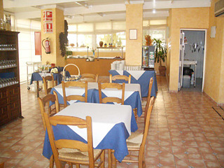 Hotel Adriano Restaurant