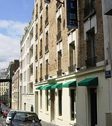 Hotel Best Western Plus 61 Paris Nation Außenaufnahme