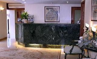 Hotel Da Bolsa Lounge/Empfang