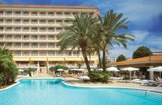 Hotel Aqua Silhouette & Spa Erwachsenenhotel ab 16 Jahre Pool