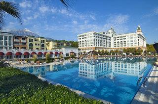 Hotel Amara Dolce Vita Luxury Außenaufnahme