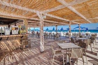 Hotel Caravia Beach Terasse