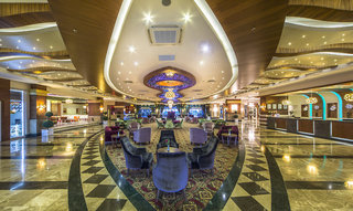 Hotel Dizalya Palm Garden Lounge/Empfang