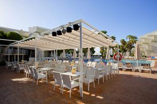 Hotel Hipotels Mediterraneo Club Bar