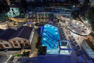 Hotel Doubletree by Hilton Kusadasi Luftaufnahme