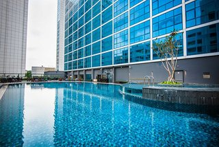 Hotel Orchard Hotel Pool