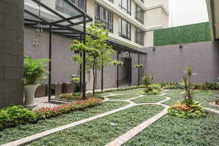Hotel Well Hotel Bangkok Sukhumvit 20 Garten
