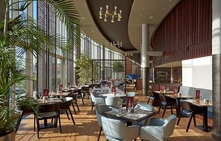 Hotel DoubleTree by Hilton Hotel London ExCel Restaurant